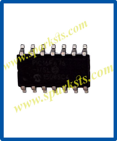 PIC16F676 SMD